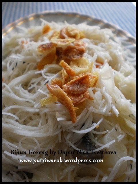 bihun goreng by nisa