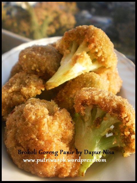 brokoli  goreng by dapur nisa