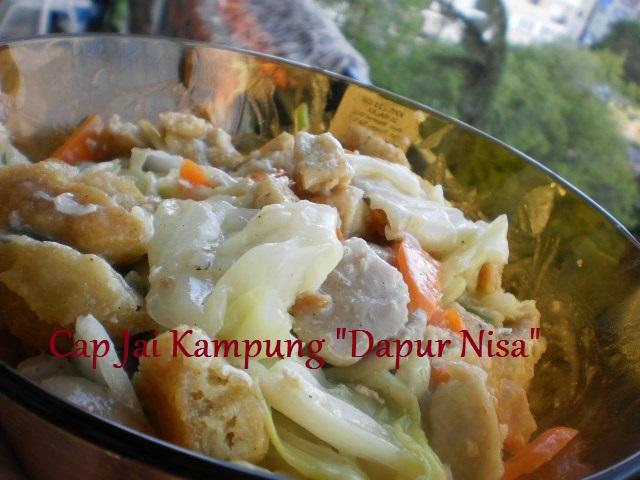 capjay kampung by dapur nisa tsvetkov