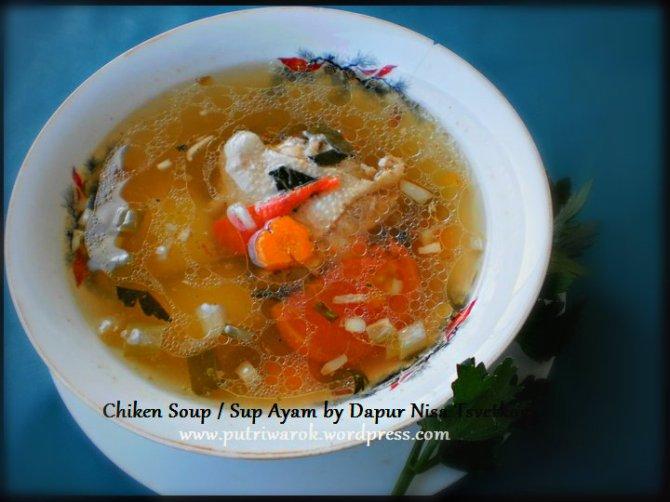 sup ayam by nisa tsvetkova
