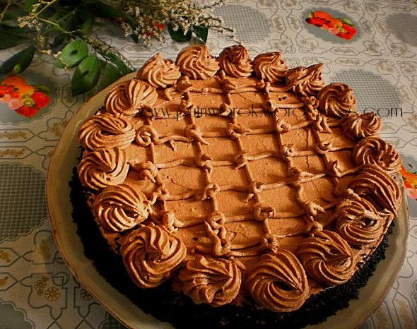 Kue Ulang Tahun Suami tercinta by nisa tsvetkova