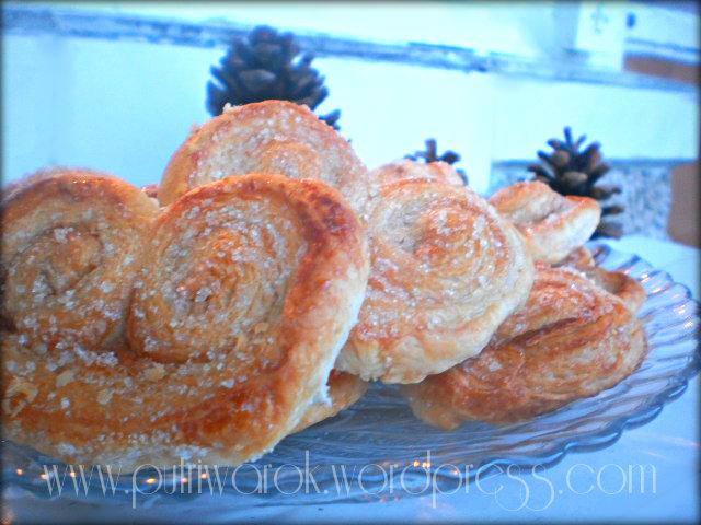cinnamon palmiers by nisa tsvetkova