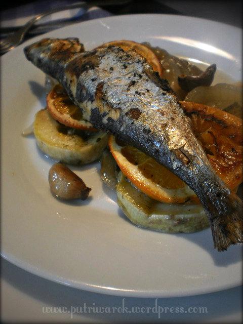 риба на фурна / Ikan masuk oven :) by nisa tsvetkova