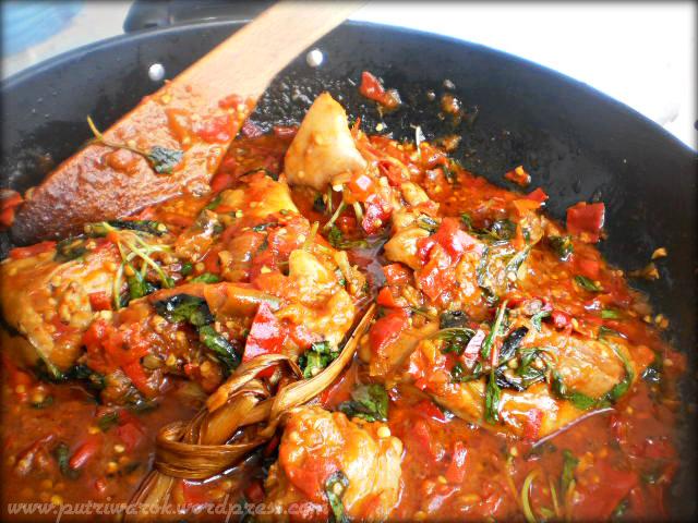 Resep Masak Ayam Rica Rica Pedas