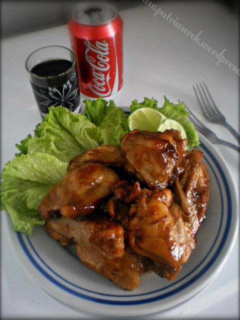 Ayam Cola By Nisa Tsvetkova