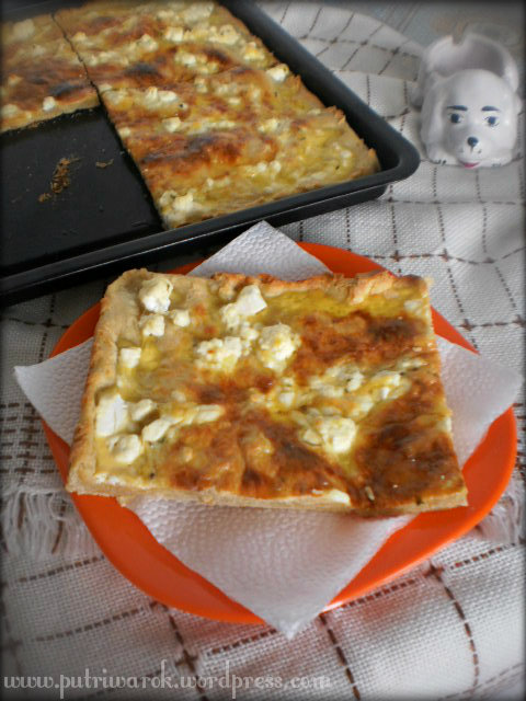Menu sarapan dgn Keju Putih / ЗАКУСКА СЪС СИРЕНА by nisa tsvetkova