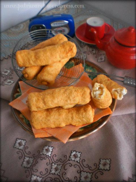 Пирожки със сирене / Piroshki with white cheese by nisa tsvetkova