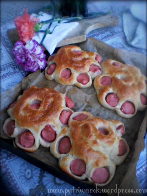 Roti Sosis by nisa tsvetkova