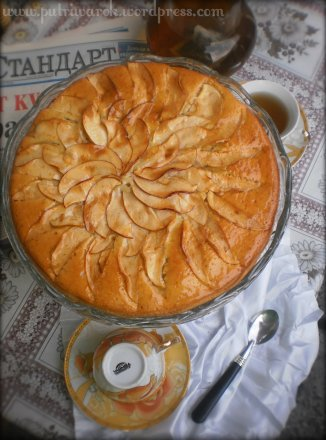 Cake Apel Cantik by nisa tsvetkova