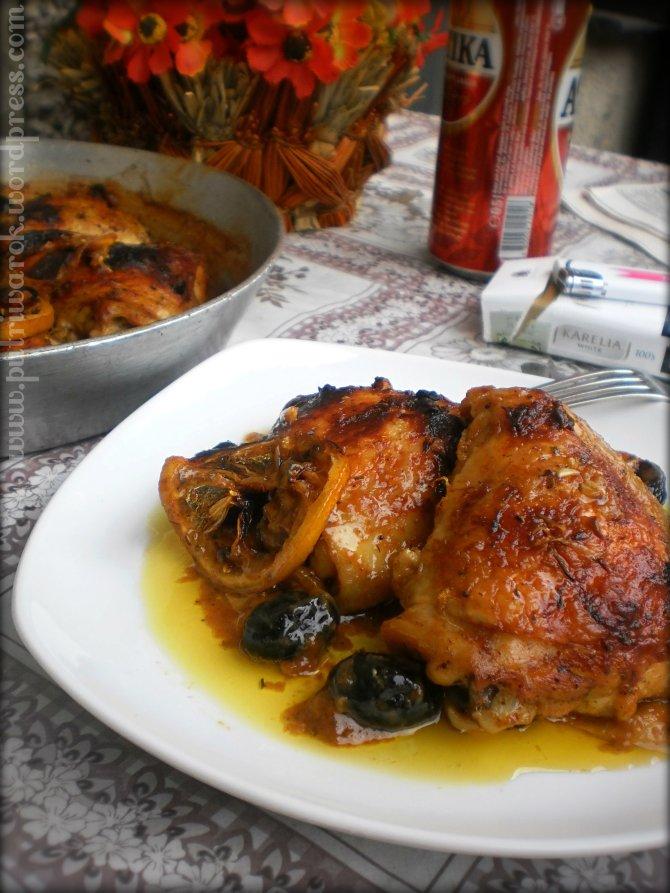 Ayam Mendem (Greece Recipe) by nisa tsvetkova