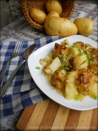 kentang keju panggang by nisa tsvetkova