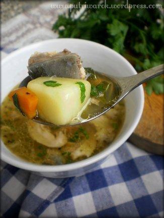 Sup Ikan by nisa tsvetkova